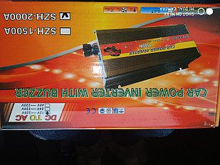 Преобразователь напряжения 2000Вт-12В CAR Power