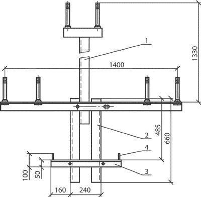 Надставка ТС-4 (3.407.1-143.8.25) МАЛИЕН