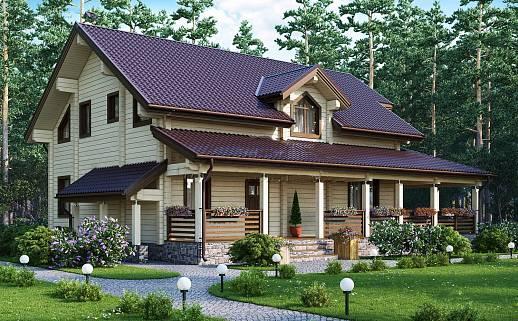 Проект дома №2204