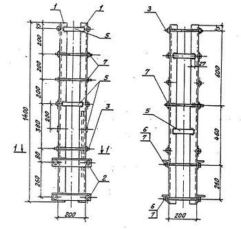 Надставка ТС-5 (3.407.1-136.3-31) МАЛИЕН
