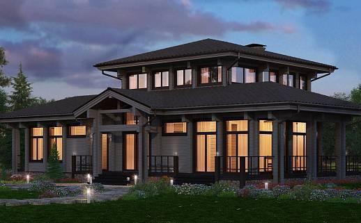 Проект дома №2220