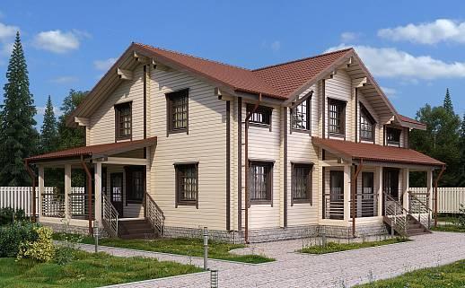 Проект дома №2281