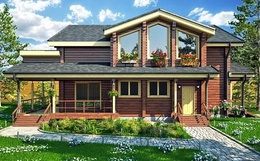 Проект дома №2271