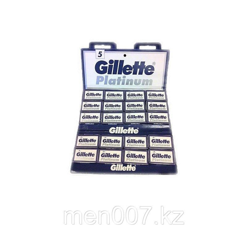 Gillette Platinum (лезвия 100 штук)
