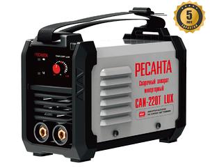 Сварочный аппарат инверторный Ресанта САИ 220Т LUX
