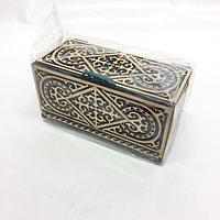 Шкатулка подарочная Сундук деревянный
