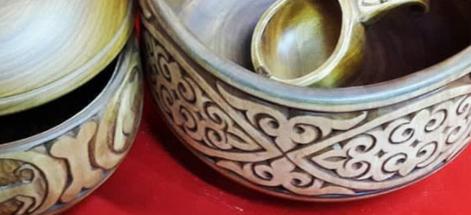 Казахские национальные сувениры