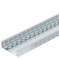 Лоток кабельный перфорированный LKS 60х200х3000 мм. Тип: LKS 620 FS RU. Бренд ОБО Беттерманн, OBO Bettermann