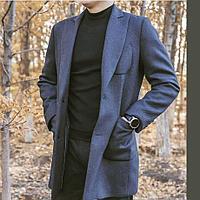 Мужское пальто (шерсть 85%)