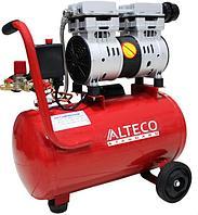 Безмасляный компрессор ALTECO 24 L