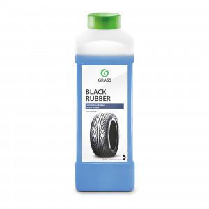 """Чернитель шин """"Black Rubber"""" 1,0 л Grass"""