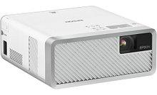 """Epson V11H914040 Проектор  мобильный лазерный EF-100W, 3LCD, 0.59""""LCD, WXGA (1280x800), 91.7W, 16:10, 2.5M:1"""