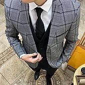Мужской костюм тройка (итальянский)