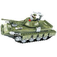 """Игровой конструктор Ausini 22502 """"Армейский танк"""""""