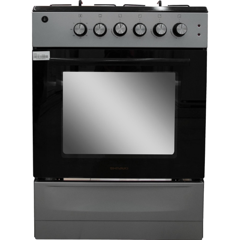 Комбинированная плита Shivaki Milagro 50 10-E (Серый)