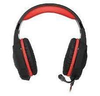 Игровые стереонаушники с микрофоном черный-красный SVEN AP-G988MV