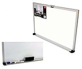 Доска магнитно-маркерная DELI 90 х 150 см.
