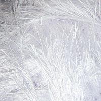 """Пряжа """"Decofur"""" 100% полиэстер 110м/100гр (55 белый)"""