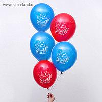 """Набор воздушных шаров 12"""" «9 Мая», голубь, 50 шт."""