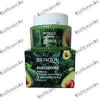 Крем для увлажнения лица с экстрактом авокадо BioAqua