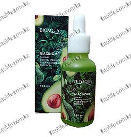 Сыворотка для лица с экстрактом авокадо BioAqua