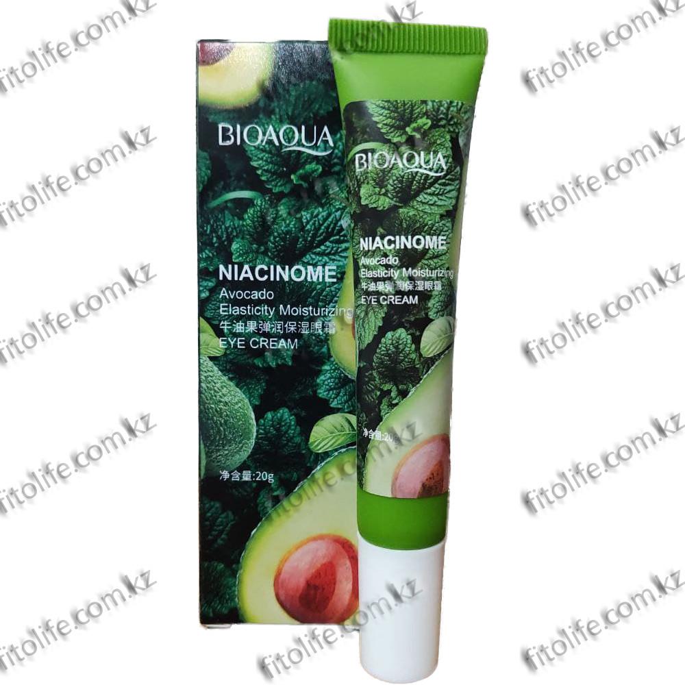 Крем для кожи вокруг глаз с экстрактом авокадо BioAqua