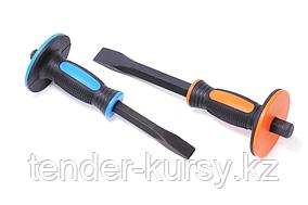 Forsage Зубило c прорезиненной защитной рукояткой 25мм (L-305мм) Forsage F-60225305HQ 16342