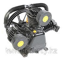 Forsage Голова компрессорная 3-х поршневая  (7,5кВт, производительность 750л/мин, давление 12,5бар) Forsage