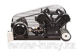 Forsage Голова компрессорная на платформе (мотор 7.5кВт,производительность 2000л/мин,650 об/мин.давление 12