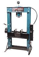 Forsage Пресс гидравлический напольный 50т, ручной/ножной привод (рабочая высота: 0-865мм, рабочая ширина: