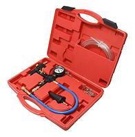 Forsage Приспособление для замены охлаждающей жидкости пневматическое, в кейсе Forsage F-04A4009 16018