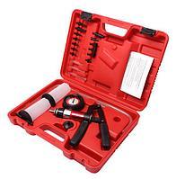 Partner Приспособление для проверки герметичности(вакуум,давление), в кейсе Partner PA-0674 1989