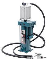 Forsage Станция гидравлическая с пневмоприводом для пресса 10т (объем масла - 0.9л, давление - 630 bar )
