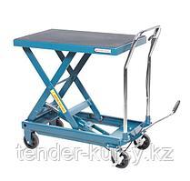 Forsage Стол подъемный  гидравлический для подъема и перевозки агрегатов 450кг (h min-280мм,h max-860мм,