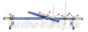 Forsage Рама для вывешивания двигателя с дополнительным передвижным поперечным захватом 500кг (общая длина -