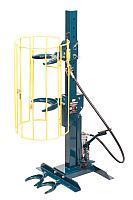 Forsage Стяжка пружин пневмогидравлическая напольная с навесным защитным каркасом и двумя комплектами получаш
