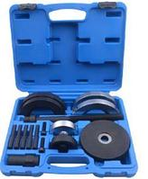 ROCKFORCE Набор приспособлений для замены ступичных подшипников 72мм AUDI A2,SEAT: Ibiza, SKODA: