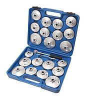 Forsage Набор съемников масляных фильтров 23 предмета, в кейсе Forsage F-61923 46745