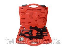 Forsage Набор фиксаторов для дизельных двигателей VW 2.5, 4.9D, 7 предметов (Tuareg, T5, Transporter), в кейсе
