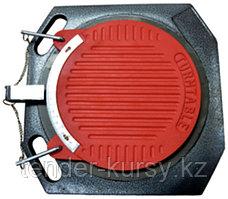 Forsage Круги поворотные для схода-развала в комплекте с противооткатными упорами к подъемнику PL-FS50