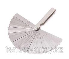 Forsage Набор щупов 26 предметов (0.038-0.635мм), в чехле Forsage F-61802(F-04517) 15503