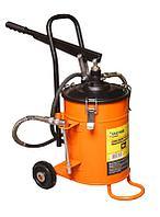 Partner Нагнетатель смазки ручной+ дополнительный ремкомплект к штоковому механизму, 10кг (длина шланга 2м)