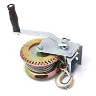 Partner Лебедка ручная ,барабанного типа (стальной трос), 540кг(4,5мм*10м) Partner PA-6729 523