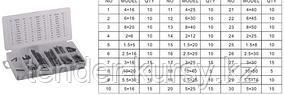 Forsage Шплинты сцепляющие, 315 предметов Forsage F-824 12697