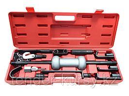 Forsage Молоток обратный для кузовных работ с набором насадок 9 предметовв кейсе Forsage F-665B 7161