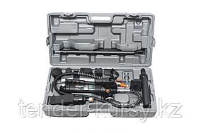 ROCKFORCE Набор гидравлического оборудования для кузовных работ, 4т, 15 предметов (насос, цилиндры + комплект