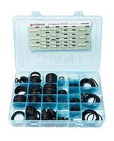 Forsage Кольца уплотнительные резиновые маслобензостойкие, 376 предметов Forsage F-738 12630