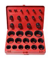 Forsage Кольца уплотнительные резиновые маслобензостойкие, 382 предмета (метрические) Forsage F-724 12616