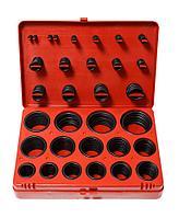 Forsage Кольца уплотнительные резиновые маслобензостойкие, 386 предметов (метрические) Forsage F-727 12619