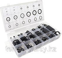 Forsage Кольца уплотнительные резиновые маслобензостойкие, 407 предметов (метрические) Forsage F-721 12613